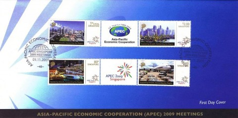APEC 2009 First Day Cover