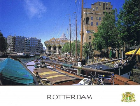 Rotterdam - Sea Port City